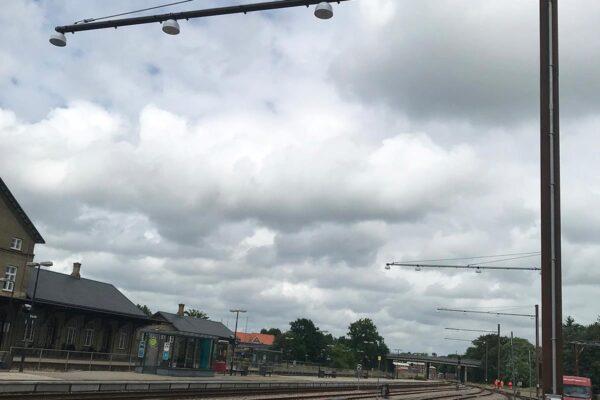 Cortenmaster Varde station - Priess Steel