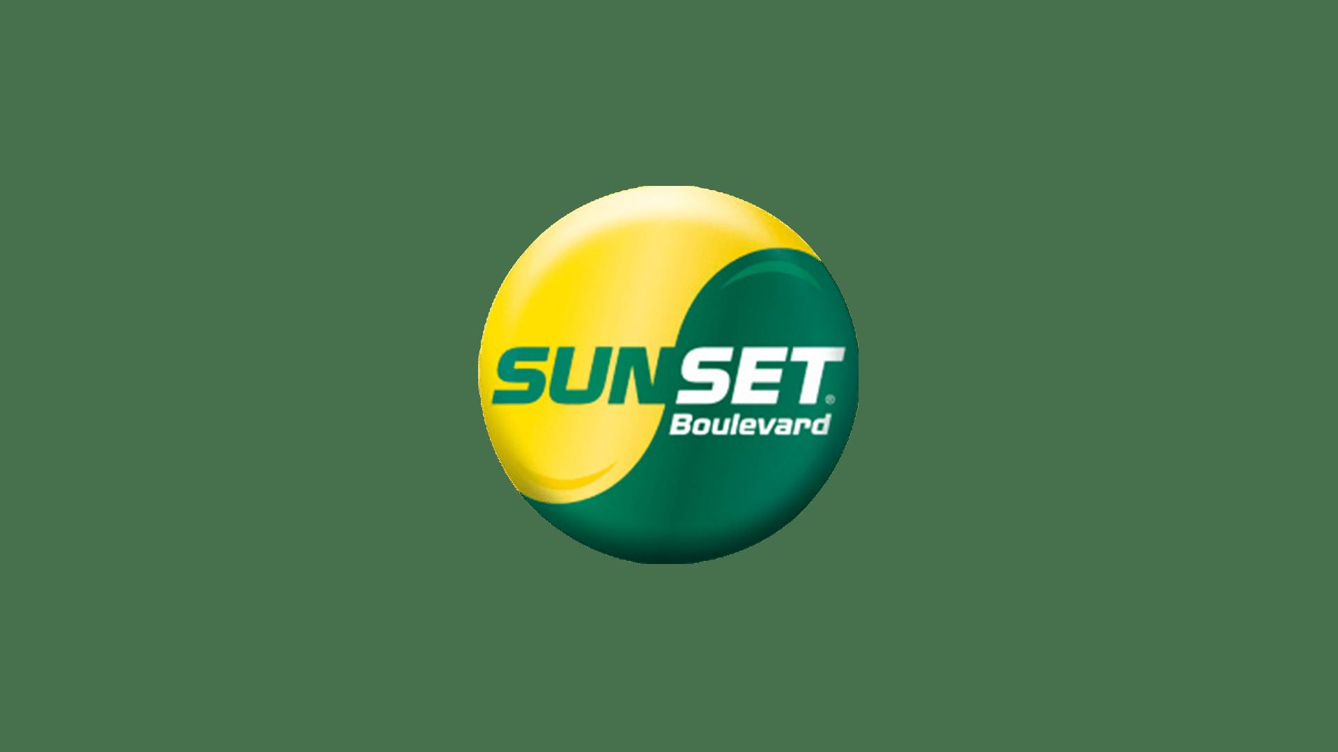 Sunset Boulevard Logo - Priess Steel