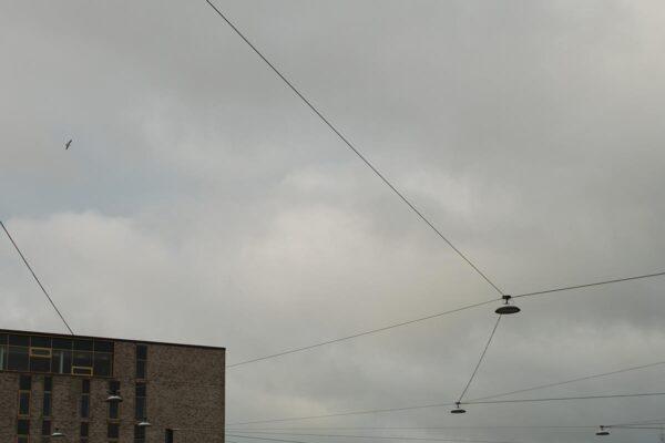Wireophæng til Hostrupcenter - Holstebro