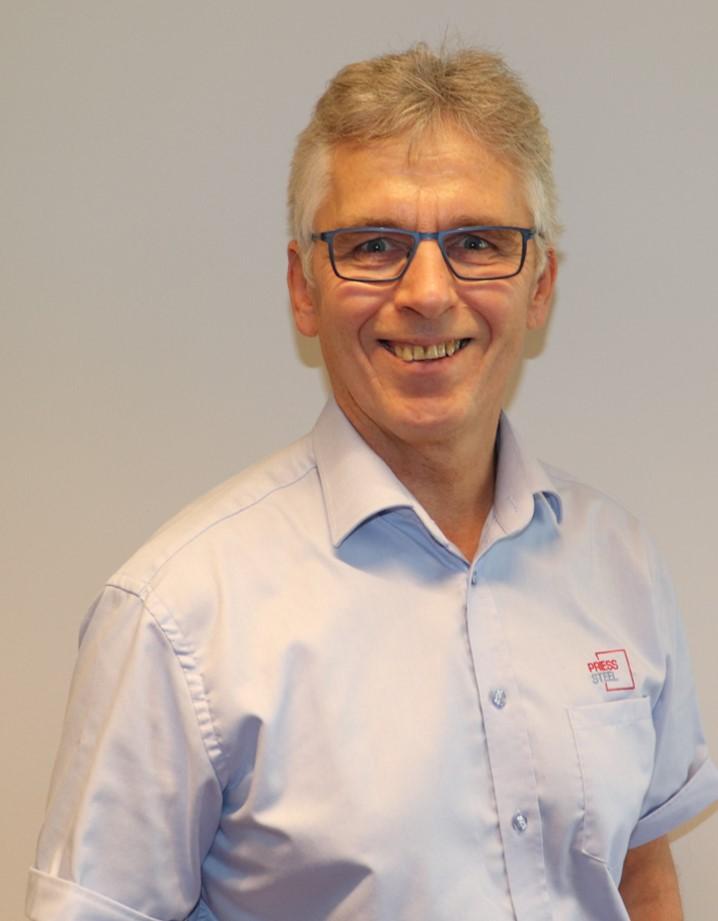 Kristian Søholm - Priess Steel